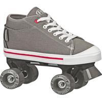 Patins Roller Derby Infantil Zinger Boy Para Meninos 32