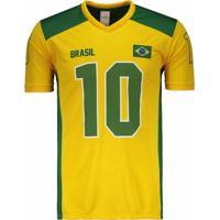 Camisa Brasil Ingá Masculina - Masculino