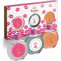 Mattel Colônia Barbie Pink Kiss - Unissex-Incolor