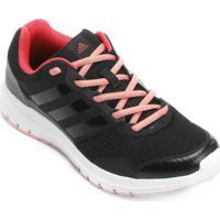 f67c658a279 ... Tênis Adidas Duramo 7 Feminino - Feminino-Preto+Rosa