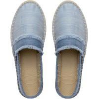 Alpargatas Havaianas Espadrille Comfy Jeans Azul