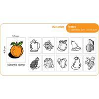 Carimbos Frutas - Kanui