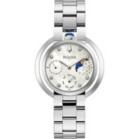 Relógio Bulova Feminino Aço - 96P213