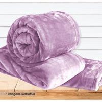 Cobertor Super Soft Queen Size- Rosa- 220X240Cm-Sultan