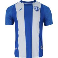 Camisa Do Paysandu I 2019 Lobo - Masculina - Branco/Azul