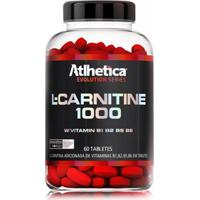 L-Carnitine 1000 Atlhetica Nutrition 60 Tabs