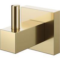 Cabide Square Ouro Polido - Docol - Docol