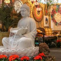 Fonte Buda P/ Jardim 132Cm