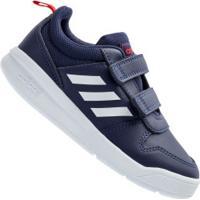 Tênis Adidas Tensaur - Infantil - Azul Esc/Branco