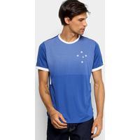 Camiseta Cruzeiro Net Masculina - Masculino