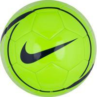 Bola De Futebol De Campo Nike Phantom Venom - Verde Claro/Branco