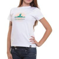 Camiseta Baby Look Oitavo Ato Cantareira Mensana Branca