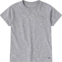 f0be1f1570 ... Camiseta Infantil Básica Tigor T. Tigre Masculina - Masculino-Cinza