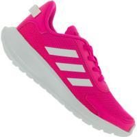Tênis Adidas Tensaur Run Gs Feminino - Infantil - Rosa/Branco