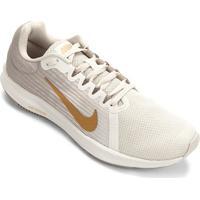 0f20d324b9e Dafiti  Tênis Nike Wmns Downshifter 8 Feminino - Feminino-Cinza+Dourado