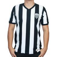 Camisa Retrô Mania Atlético Mineiro 1950 Masculina - Masculino