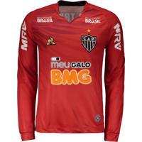 Camisa Le Coq Sportif Atletico Mineiro Goleiro Ii 2019