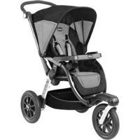 Carrinho De Bebê Chicco Air Stroller Quantum Activ3 Até 15Kg - Unissex-Cinza