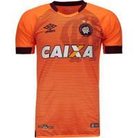Camisa Athletico Paranaense Oficial 2 2017 Umbro - Masculino