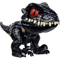 Mini Figura Articulada - 10 Cm - Jurassic World - Esquadrão Mordida - Indoraptor - Mattel