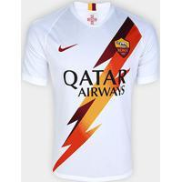 Camisa Roma Away 19/20 S/Nº Torcedor Nike Masculina - Masculino
