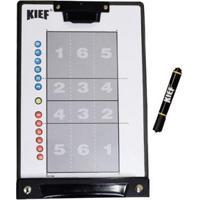 Prancheta Tática Magnética Para Voleibol Com Caneta Kief - Unissex