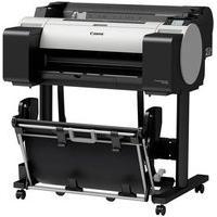 Impressora Plotter Canon Tm-200, A6/Pedestal, Colorida, Usb, Bivolt, Branco - 3062C026Aa