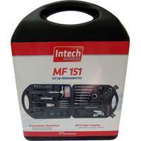 Kit Ferramentas Intech Machine Mf151 151 Peças