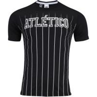Camiseta Do Atlético-Mg Intus - Masculina - Preto