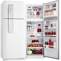 Refrigerador Electrolux Frost Free Duplex 459 Litros Painel Blue Touch Drink Express Df52