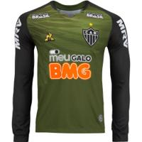 Camisa De Goleiro Do Atlético-Mg Iii 2019 Le Coq Sportif - Masculina - Verde