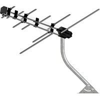 Antena Externa De Tv Log Vhf E Uhf Re218 Multilaser