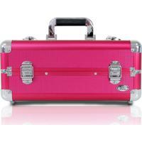 Maleta Profissional De Maquiagem - Jacki Design - Feminino-Pink