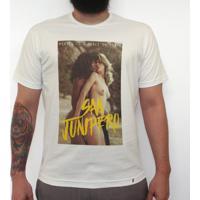 San Junipero - Camiseta Clássica Masculina