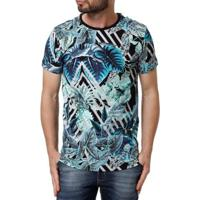 Camiseta Drop Life Masculina - Masculino-Preto