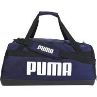 Mala Puma Challenger Duffel Feminina - Unissex-Marinho