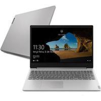 "Notebook Lenovo, Intel® Core I5 8265U, 8Gb, 1Tb, Tela De 15,6"", Ideapad S145 - 81S90005Br"
