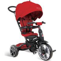Triciclo Smart Premium Com Assento Reversível E Reclinável Vermelho - Bandeirante