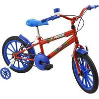 Bicicleta Polimet Polikids Aro 16 Infantil - Unissex