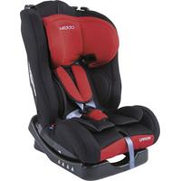 Cadeira Para Auto 0 A 25 Kg Lenox Kiddo Crescer Vermelha