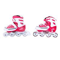 Patins Bel Sports All Style Street Rollers - Vermelho - Tricae
