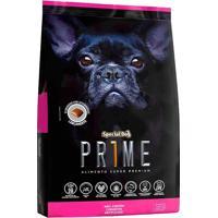 Ração Para Cães Filhotes Special Dog Prime Super Premium 5Un 3Kg