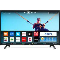 "Smart Tv Philips 32"" Led Hd 32Phg5813/78 Ultra Slim Wi-Fi 2 Hdmi 2 Us"