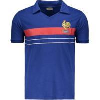 Camisa França Retrô 1984 Masculina - Masculino