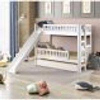 Treliche Infantil Mission Com Escorregador Branco - Casatema
