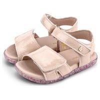 Sandália Infantil Bibi Baby Soft Verniz Rosa Camélia - 1142056