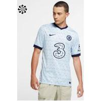 Camisa Nike Chelsea Ii 2020/21 Torcedor Pro Masculina