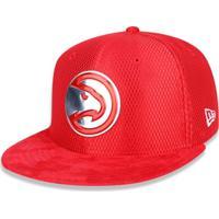 Netshoes  Boné 950 Atlanta Hawks Nba Aba Reta Snapback New Era - Masculino 7201d7c6e02