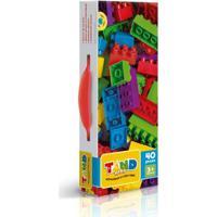 Mini Maleta Tand Kids - 40 Peças - Toyster