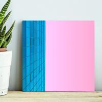 Quadro - Pink Sky